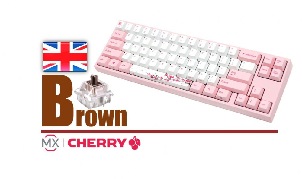Ducky Channel Varmilo MIYA Pro Sakura Edition MY69NN1P/DP88U